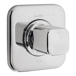 Click here to see Toto TS630C2#CP Toto TS630C2#CP Polished Chrome Upton Volume Control Trim