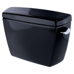 Click here to see Toto ST743SR#51 Toto Drake G-Max 1.6 GPF Toilet Tank with Right-Hand Trip Lever, Ebony - ST743SR#51