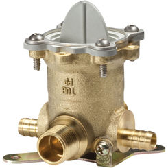 Click here to see Pfister JV8-310P Pfister JV8-310P Tub and Shower Rough In Valve