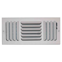 Click here to see Shoemaker 203-0-10X4 Shoemaker 203-0-10X4 3-Way Ceiling Diffuser