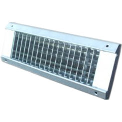Click here to see Shoemaker USR34-SC-12X3 12X3 White Vent Cover (Galvanized Steel)-Shoemaker USR34-SC Series