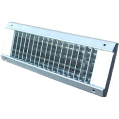 Click here to see Shoemaker USR34-24X4 24X4 White Vent Cover (Galvanized Steel)-Shoemaker USR34 Series