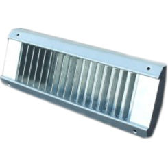 Click here to see Shoemaker USR52-30X6 30X6 White Vent Cover (Galvanized Steel)-Shoemaker USR52 Series