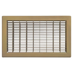 Click here to see Shoemaker 1600-R-6X28 6x28 Driftwood Tan Vent Cover (Steel Honeycomb Construction) - Shoemaker 1600R