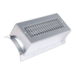 Click here to see Shoemaker SD34-SC-12X4 12x4 White Vent Cover (Steel)-Shoemaker SD34-SC Series