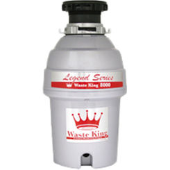 Click here to see Waste King L-8000 Waste King L-8000  Garbage Disposal with Cord