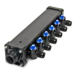 Click here to see Viega 50083 Viega 50083 8-Port MiniBloc 1/2