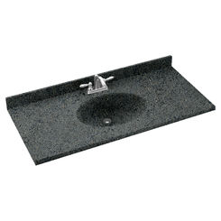Click here to see Swanstone CH02237.071 Swanstone CH1B2237-071 Chesapeake Indian Grass Vanity Top
