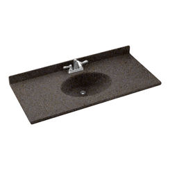 Click here to see Swanstone CH02255.124 Swanstone CH1B2255-124 Chesapeake Canyon Vanity Top