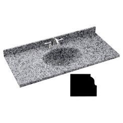 Click here to see Swanstone CH1B2225RO.042 Swanstone CH1B2225RO-042 Gray Granite 22