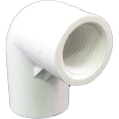 Click here to see Commodity  Schedule 40 PVC 90 Degree 1/2 Inch Elbow
