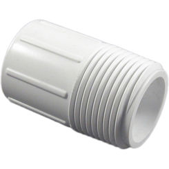 Click here to see Commodity  Schedule 40 PVC 1 x 3/4 Inch Male Adapter