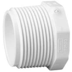 Click here to see Commodity  Schedule 40 PVC 1-1/2 Inch Threaded Plug