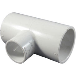 Click here to see Commodity  Schedule 40 PVC 1-1/4x1-1/4x3/4 Inch Tee