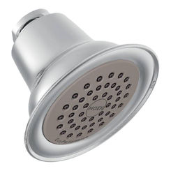 Click here to see Moen 6313 Moen 6313 Chrome Easy Clean 1-Function Showerhead
