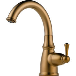 Click here to see Brizo 61310LF-BZ Brizo 61310LF-BZ Brushed Bronze Brilliance Beverage Faucet