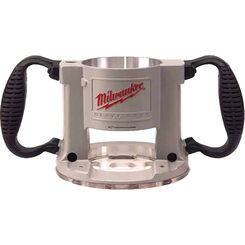 Click here to see Milwaukee 48-10-5625 Milwaukee 48-10-5625 model EVS Production Router Base (3-1/2 Max HP)