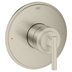 Click here to see Grohe 19866EN0 Grohe 19866EN0 Timeless 1-Function Pressure Balance Trim, Brushed Nickel