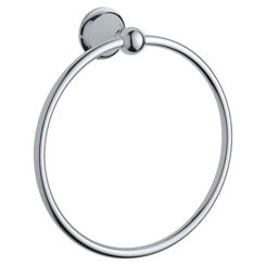 Click here to see Grohe 40158000 Grohe 40158000 Towel Ring In Starlight Chrome