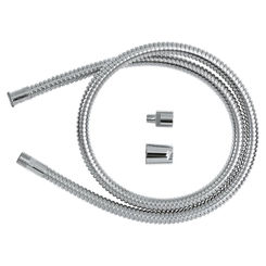 Click here to see Grohe 11153000 Grohe 11153000 Shower Hose, StarLight Chrome