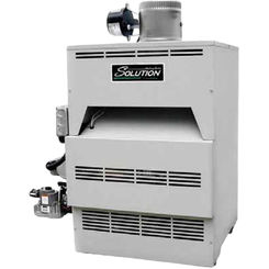 Click here to see Lochinvar CBL135 Lochinvar Solution CBL135 135000 BTU Two Stage Ignition Liquid Propane Boiler