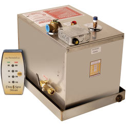 Click here to see Thermasol DS-2-400 Thermasol DS-2-400 Day Spa 2-Room Steam Generator, 400 - 240VAC