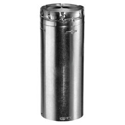 Click here to see M&G DuraVent 26GV18A DuraVent 26GV18A Type B Gas Vent 26-Inch Round Adjustable Pipe