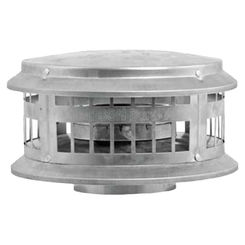Click here to see M&G DuraVent 6GVDC DuraVent 6GVDC Type B Gas Vent 6-Inch DuraCap