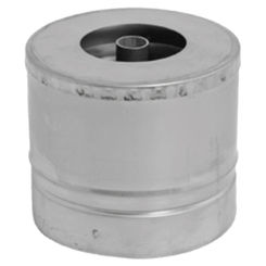 Click here to see M&G DuraVent W2-DF16 DuraVent W2-DF16 FasNSeal W2 16-Inch Double Wall Drain Fitting