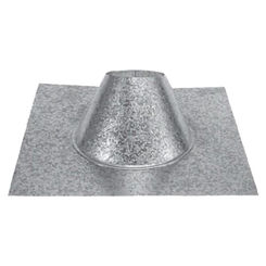 Click here to see M&G DuraVent 4PVP-F6DS DuraVent 4PVP-F6DS PelletVent Pro 4-Inch DSA Roof Flashing