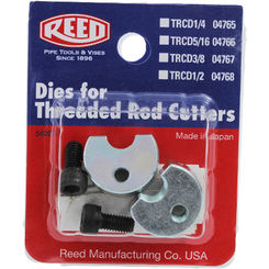 Click here to see Reed TRCD5/16 Reed Manufacturing TRCD5/16 Replacement Dies 5/16