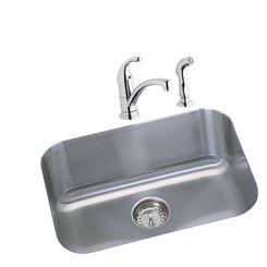 Click here to see Elkay DXUH2115DF Elkay DXUH2115DF Dayton Stainless Steel Single Bowl Sink Package