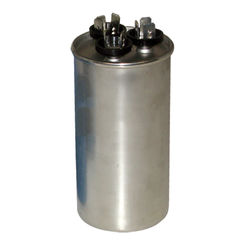 Click here to see Mars 12801 Mars 12801 Dual Motor Run Capacitor, 80/5 MFD, 440V, Round