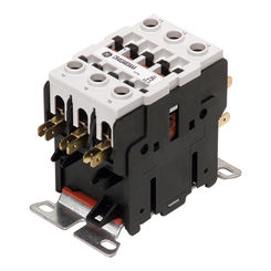 Click here to see Mars 13115 Mars 13115 GE Definite Purpose Contactor, 30A, 3P, 240V
