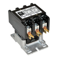 Click here to see Mars 13619 Mars 13619 GE Definite Purpose Contactor, 50A, 3P, 24V
