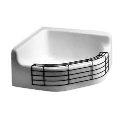 American Standard 0321 026 020 Declyn Wall Mount Sink White