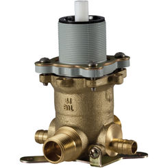 Click here to see Pfister JX8-310P Pfister JX8-310P 0X8 Series Tub and Shower Rough-In Valve