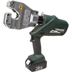 Click here to see Greenlee EK06ATCL22 Greenlee EK06ATCL22 Insulated Dieless Battery-Powered Crimp Tool (230V Charger)