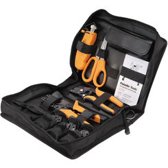 Click here to see Greenlee PA906001 Greenlee PA906001 Fiber Optic Ready Tool Kit