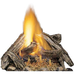 Click here to see MHSC VWF36/30SRO Majestic VWF36/30SRO Matchlight Vented Outdoor Gas Log Set