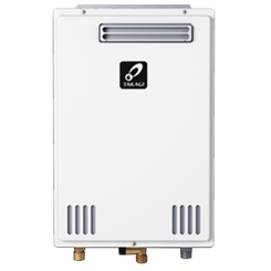 Click here to see Takagi T-D2-OS-N Takagi T-D2-OS-N Natural Gas Outdoor Non-Condensing Tankless Water Heater - 199, 000 BTU