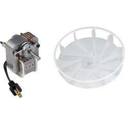 Click here to see Broan BP28 Broan BP28 70 CFM Motor & Wheel For 655, 657, 658, 679, 671, and 671-A