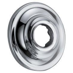 Click here to see Delta RP72562 Delta RP52144 Chrome Cassidy Shower Arm Flange