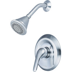 Click here to see Pioneer 4LG300T-SS Pioneer 4LG300T-SS Single-Handle Shower Trim Set In a Stainless Steel Finish