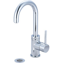 Click here to see Pioneer 3MT181G Pioneer 3MT181G Single-Handle Lavatory Faucet in a  Classic Chrome Finish