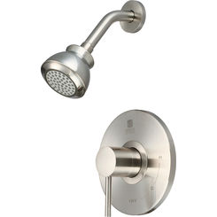 Click here to see Pioneer 4MT320T-BN Pioneer 4MT320T-BN Single-Handle Shower Trim Set In a Brushed Nickel Finish