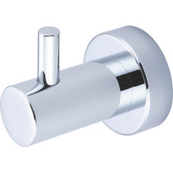 Click here to see Pioneer 7MT033 Pioneer 7MT033 Robe Hook in a  Classic Chrome Finish