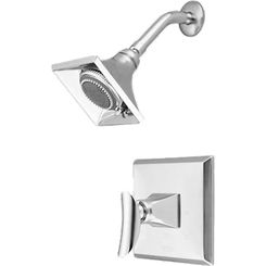 Click here to see Pioneer 4PR300T-SS Pioneer 4PR300T-SS Single-Handle Shower Trim Set In a Stainless Steel Finish