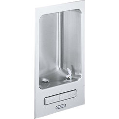 Click here to see Elkay EDFB12C Elkay EDFB12C  Fully-Recessed Wall Mounted Drinking Fountain