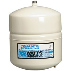 Click here to see Watts PLT-12 Watts PLT-12 4.5 Gallon Potable Water Expansion Tank